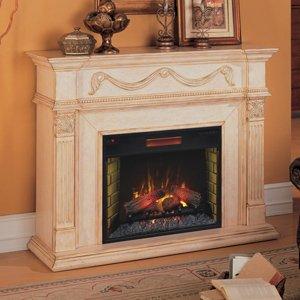 Gossamer Electric Fireplace