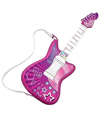 Barbie Jam With Me Rock Star Guitar