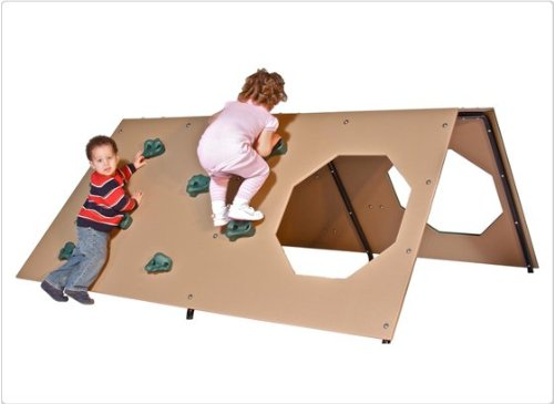 Sport Play 902-875 Rock Wall Tunnel