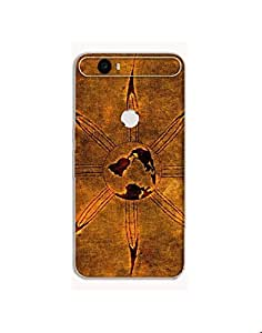 Google Huawei Nexus 6P nkt01 (53) Mobile Case from Mott2 - Abstract Earth Bea... (Limited Time Offers,Please Check the Details Below)