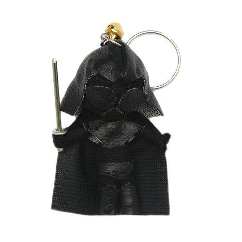 1 X Darth Vader Voodoo String Doll Keychain