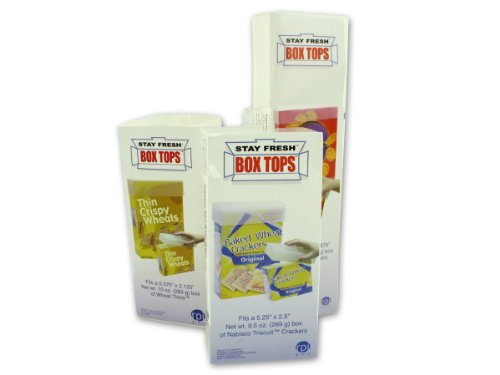 Cheap 3 piece assorted size stay fresh box tops – Case of 30 (OA981-30)