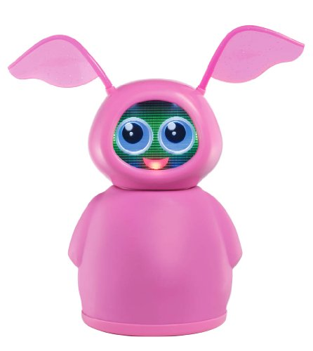 Fijit Friends Interactive Figure--Serafina (Pink)