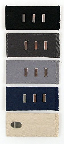 Home-X Easy Fit Hooks Waist Extenders. Add 1/2