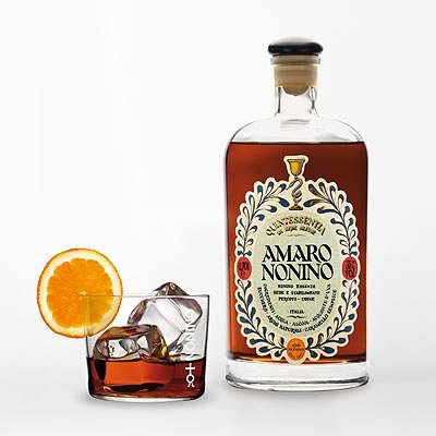 Amaro Nonino Quintessentia Grappa Lik&#246;r 35 % 0,7l Flasche