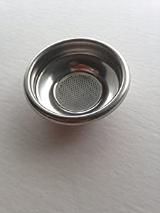 Single, 1 Cup, Espresso Machine Filter Basket, 58mm by LF