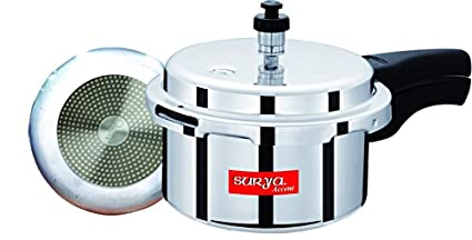 Surya-Accent-Aluminium-3-L-Pressure-Cooker-(Outer-Lid)