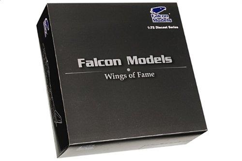 """1:72 ファルコンモデルズウィングス of Fame FA723008 North アメリカン F-86D Sabre Dog ダイキャスト モデル USAF 97th FIS, """"Dennis t"""
