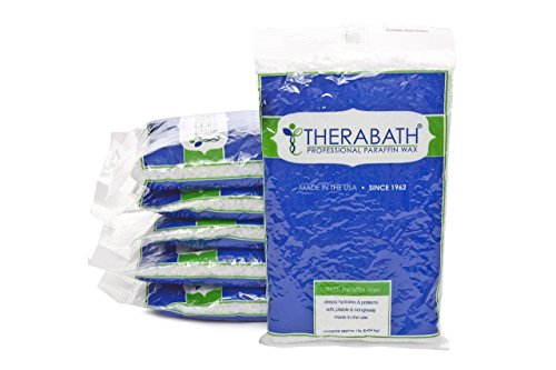 Therabath Paraffin Wax Refill - Use To Relieve Arthitis Pain and Stiff Muscles - Deeply Hydrates and Protects - 6 lbs (ScentFree) (Paraffin Wax Hands compare prices)