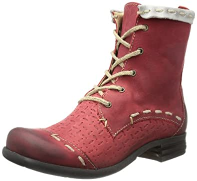 Rovers Womens Jaram Boots Red Rot (vino) Size: 37