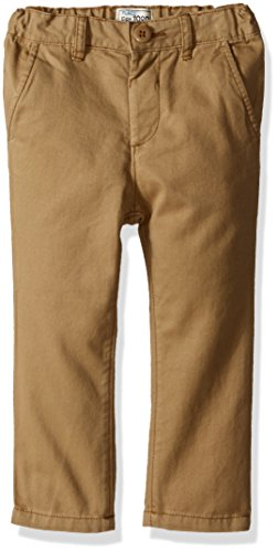 The Children's Place Little Boys and Toddler Skinny Chino Pant, Flax, 4T (4t Boys Pants compare prices)