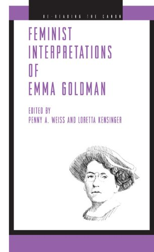 Feminist Interpretations of Emma Goldman (Re-Reading the Canon)