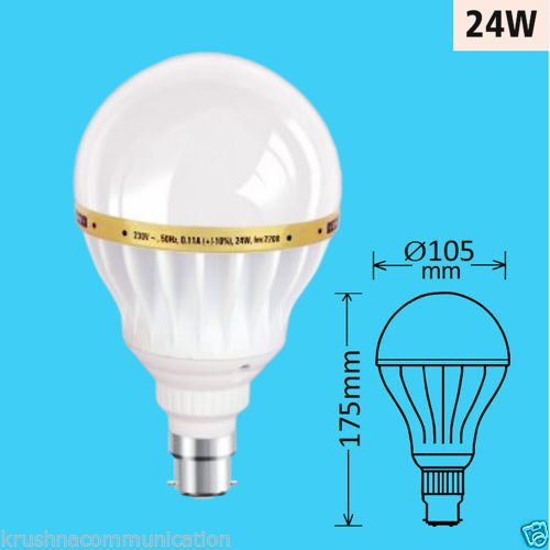 24W-DX-2200-Lumens-LED-Bulb-(White)