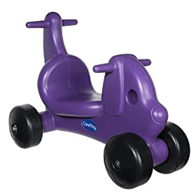 CarePlay 2004P Puppy Ride-On Walker - Purple