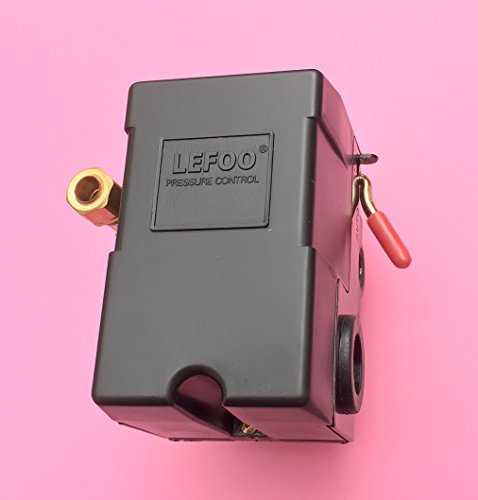 air compressor pressure switch 95-125 psi ,LEFOO brand new,never used (Lefoo Pressure Switch Lf10 4h compare prices)