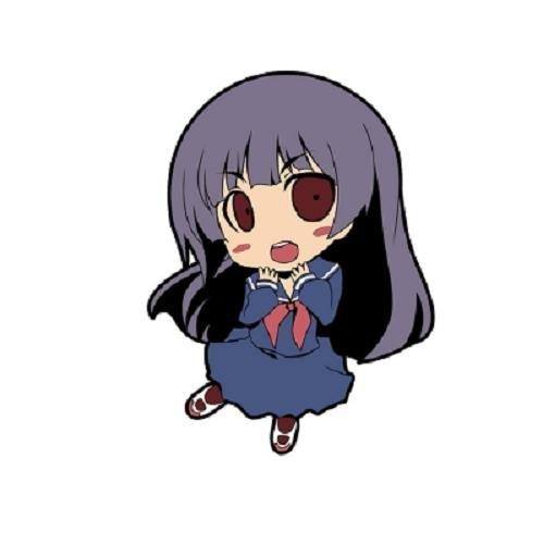 黄昏乙女×アムネジア 夕子さん憑依ラバーストラップ びっくり