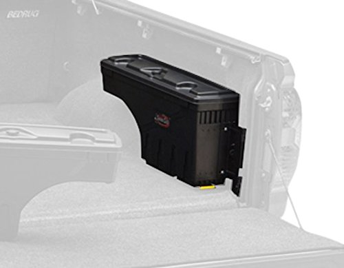 Undercover SC300P Black Swing Case Storage Box, Passenger Side (Ram Storage compare prices)