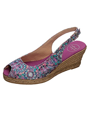 Toni Pons - Espadrillas Donna , Multicolore (multicolore), 39