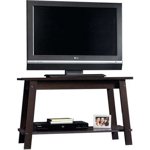 """Ebony Plasma Flat Screen Stand for TVs up to 37"""""""