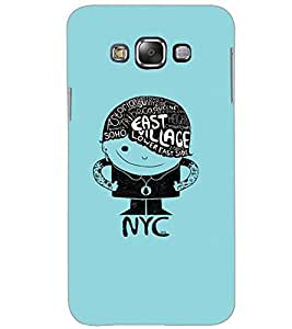 SAMSUNG GALAXY GRAND MAX EAST VILLAGE Back Cover by PRINTSWAG