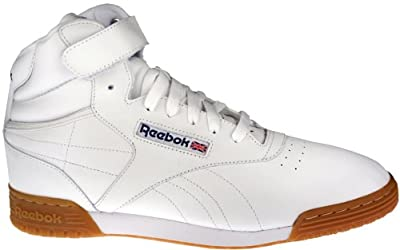 Reebok Exofit HI Clean Logo R12 V45587 Men's Casual Fashion Shoes