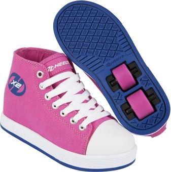 HEELYS-Fresh-Hi-Top-770738-Zapatos-dos-ruedas-para-nias