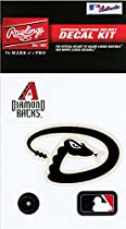 Rawlings Sporting Goods MLBDC Decal Kit, Arizona Cardinals