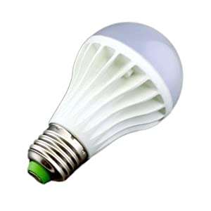 E27 10W Energy Saving LED Lamp Bulb 85V-260V White Warm Light Super Bright