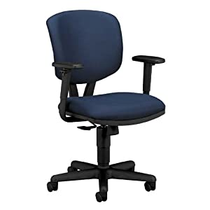 "o HON Company o - Multi-Task Chair,Height Adjust.,19-1/4""x25-3/4""x40"",Blue"