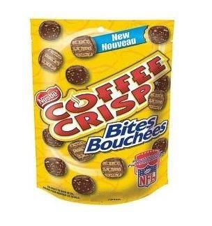 24- Pack Coffee Crisp Bites Bags, 24 X 210G (7.4Oz) Bags Per Bag, Coffee Made In Canada