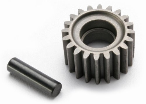 Traxxas 3996X E-Maxx Idler Gear Shaft 20T