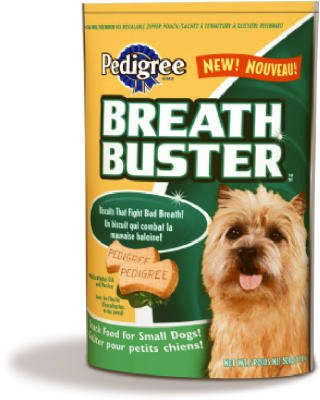 Pedigree Breath Buster, 17.6-Ounce
