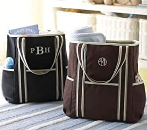 Amazon.com: Pottery Barn Kids Harper Diaper Tote: Baby
