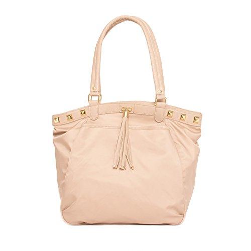 olivia-and-joy-womens-fashion-designer-handbags-rosine-nylon-studded-tassel-tote-shoulder-bag-stone-
