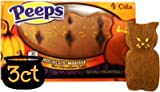 Chocolate Marshmallow Peeps Mousse Flavored Cats 4ct.- Pack of 3