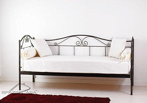 Canapé lit Lola Azzurro - Shabby Chic