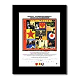 PAUL WELLER - Stanley Park - 10th Anniversary Matted Mini Poster - 28.5x21cm