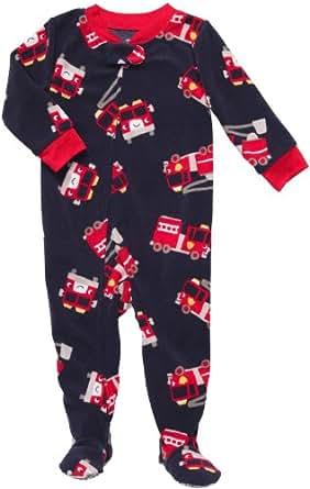 Amazon Com Carter S Baby Boys Footed Fleece Sleeper