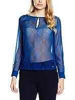 Trussardi Jeans Blusa (Azul)