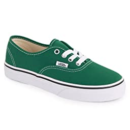 Vans Authentic (Tod/Yth) - Verdant Green/True White - 1 M Yth