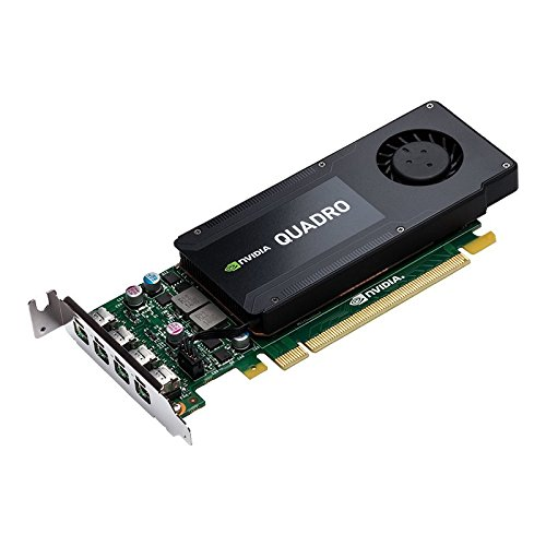Nvidia Quadro K1200 Low Power, Low Profile