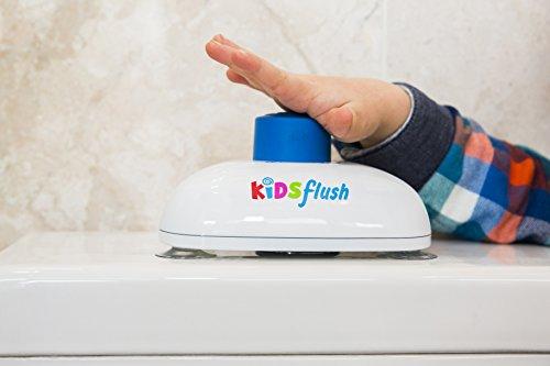 kidsflush-easy-to-press-fun-toilet-button-blue-with-fanfare-sound