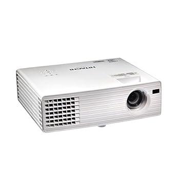 Hitachi CPDX250 Vidéoprojecteur DLP 1024 x 768 2500 lumens Blanc