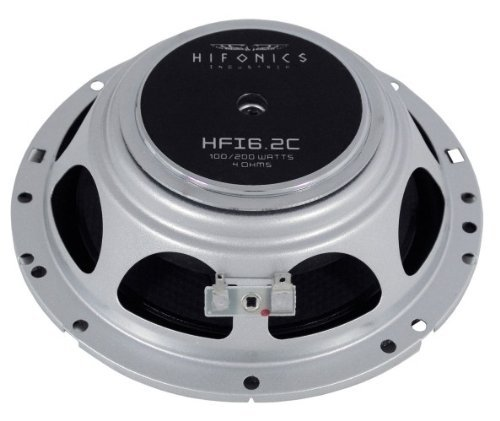 Hifonics HFI-6.2C Lautsprecher Komposystem 200 Watt