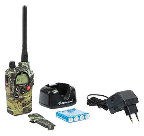 Talkie Walkie G9 PLUS version camouflage PMR446