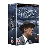 Sherlock Holmes - Complete Collection [DVD](REGION 2, UK VERSION)