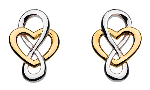 heritage-sterling-silver-and-gold-plate-celtic-looped-heart-stud-earrings