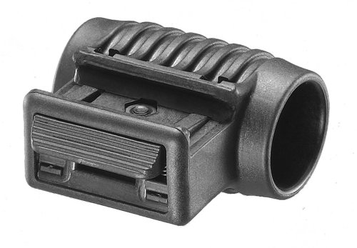 Mako 1-Inch Tactical Light Side Mount (Black)