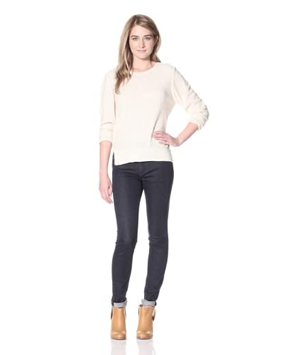 Surface to Air Women's Allie Pullover  [Ecru]