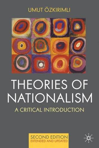 Theories of Nationalism: A Critical Introduction PDF Download Free